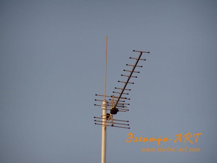 Монтаж цифрового телевидения в Ярославле и области