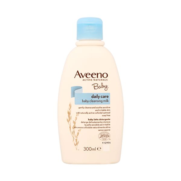 Aveeno Baby Daily Care Cleansing Milk 300ml