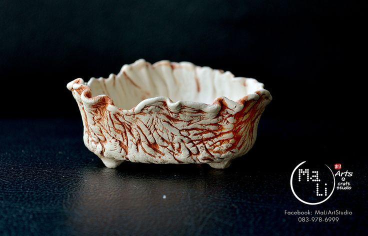 MaLi Handcraft Bonsai Pot  https://www.facebook.com/MaLiArtStudio/