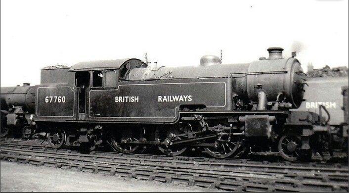 BR (LNER) L1 class  2-6-4 T
