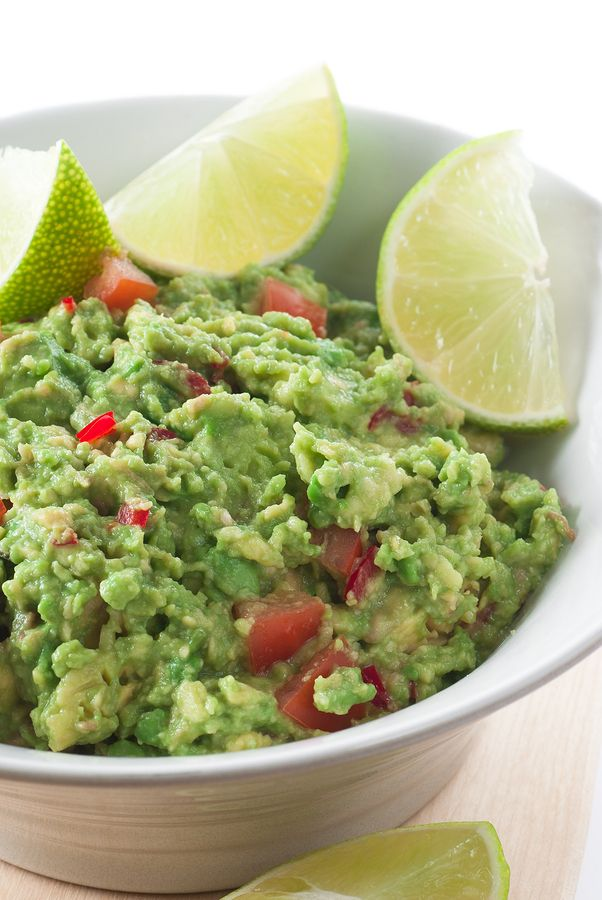 This simple, fresh, zingy guacamole recipe is perfect for spreading onto toasts, serving on top of burritos and tacos or serving as a dip alongside nacho chips. It takes hardly any time to prepare and is so much better than shop-bought! #Guacamole