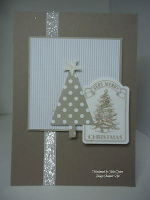 handmade by Julia Quinn - Independent Stampin' Up! Demonstrator: Antique Tags