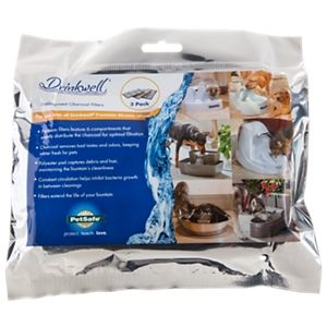 Petsafe Drinkwell Fountain Premium Activated Carbon Filters