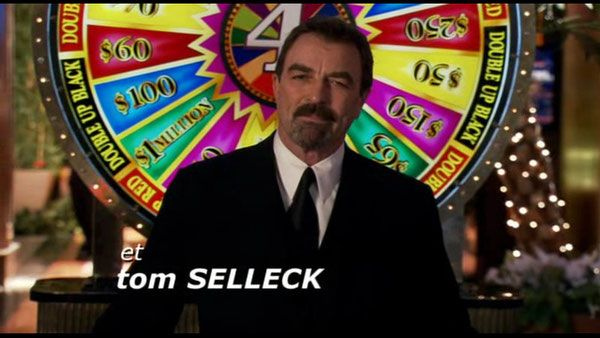 Las Vegas - Magnum p.i. - TOM SELLECK INFORMATIONSCENTER