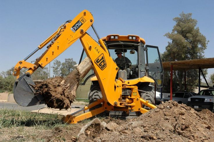 How Much Does Backhoe Rental Cost (With images) Sewer