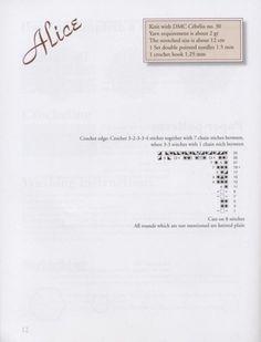 Кружевные салфетки спицами -4 / Вязание спицами / Вязание для женщин спицами. Схемы вязания спицами