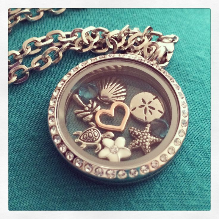 Love Hawaii - South Hill Designs.  Now you can tell your story with a personalized locket and Wear What You LOVE!! Contact me for more details and lets design one together! www.southhilldesigns.com/rebeccawright Artist #388755