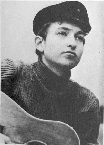 44- Bob Dylan 20 - 22 November 1961 Recording Studio