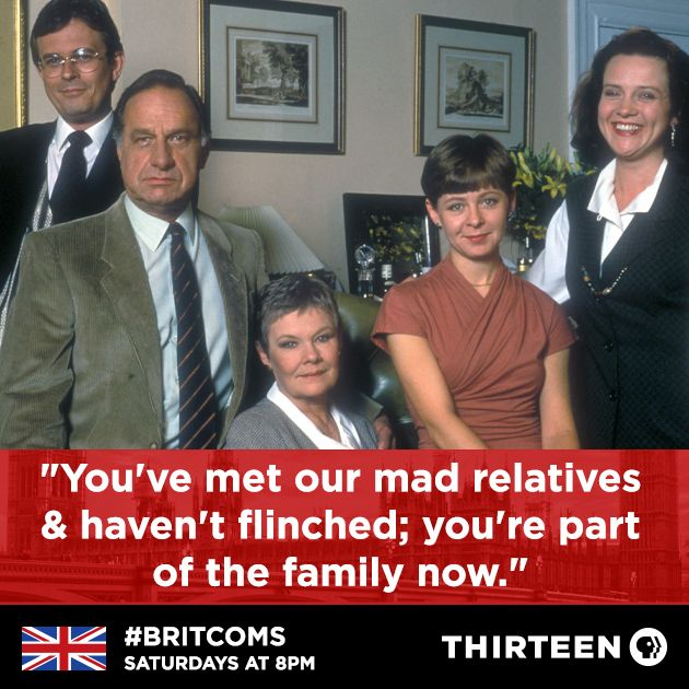 As Time Goes By, for fellow Britcoms fans!
