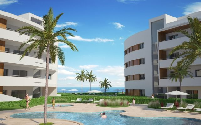 Algarve Property - Porto de Mos Beach Apartments now for SALE, built by a long ESTABLISHED construction company, here in the Algarve. The developer of this project has an OUTSTANDING portfolio of high excellence work and we at Ideal Homes Portugal are proud to have another LUXURY DEVELOPMENT to sell with them.