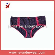 js-237 lovely girls cotton bulk underwear with sexy lace and dot printing(Accept OEM)  Best Buy follow this link http://shopingayo.space