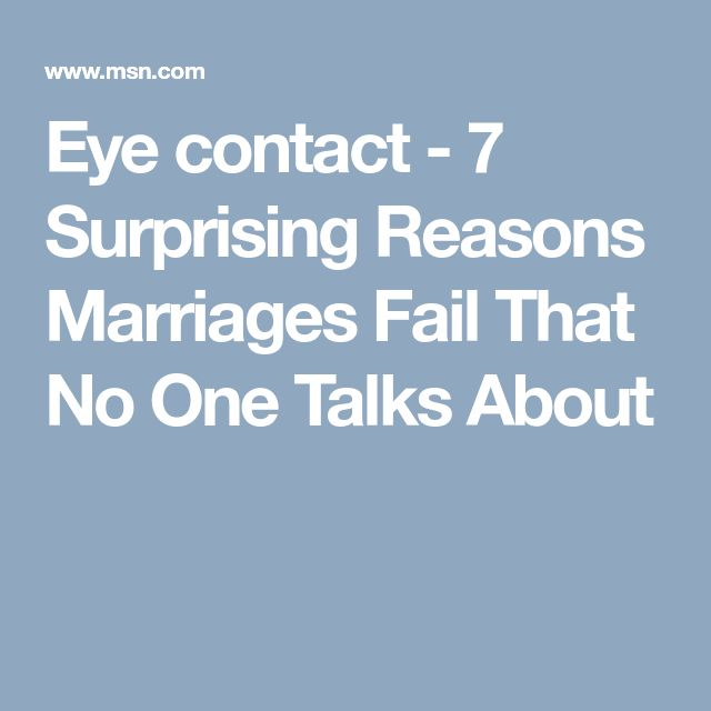 reasons relationships fail essays Free essay: some people think that heartbreak is the worst feeling in the world there are a number of reasons why a relationship fails jealousy, attachment, detachment, selfishness, time, trust, communication, honesty, and acceptance are just a few reasons.