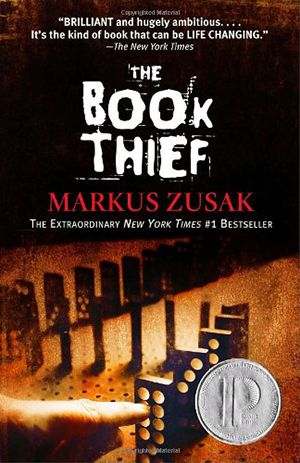 For my historical fiction book I read 'The Book Thief'. I really enjoyed this book. I think there were many unique aspects all throughout this book. One of these aspects is the fact that the narrator is a mystery all throughout the book (I solved this mystery very  quickly).