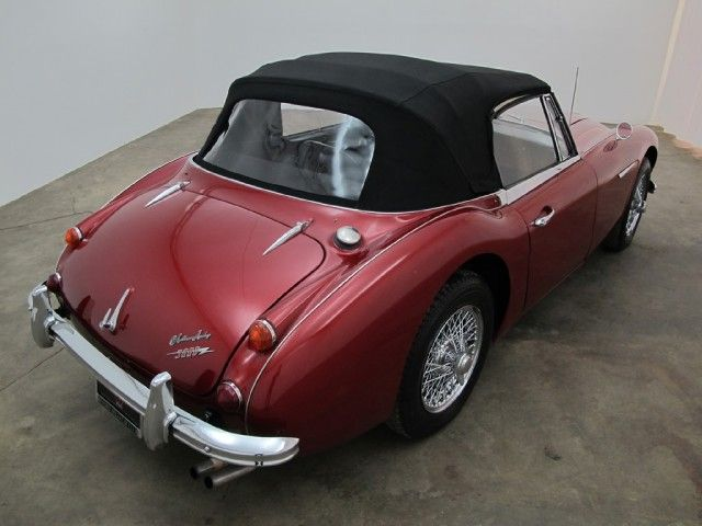 1965 Austin-Healey BJ8 | Beverly Hills Car Club