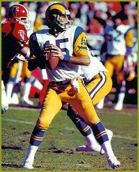 Vince Ferragamo. QB of the LA Rams and my 2nd favorite QB ever.