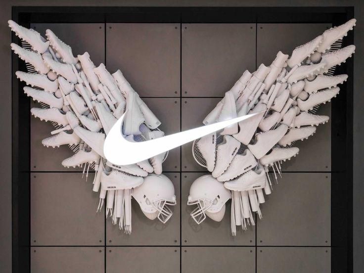 Nike Display - Hotel Creative