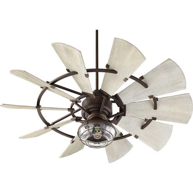 52 Rustic Windmill Ceiling Fan Windmill Ceiling Fan Rustic