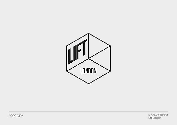 Microsoft Lift London Branding on Branding Served