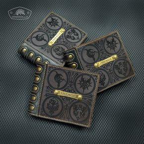 ARMADILLO - Изделия из кожи ручной работы