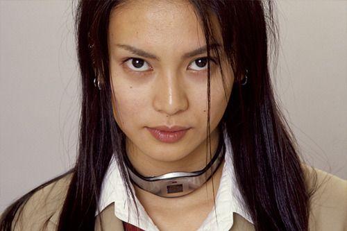 Mitsuko Souma (Battle Royale) #battleroyale