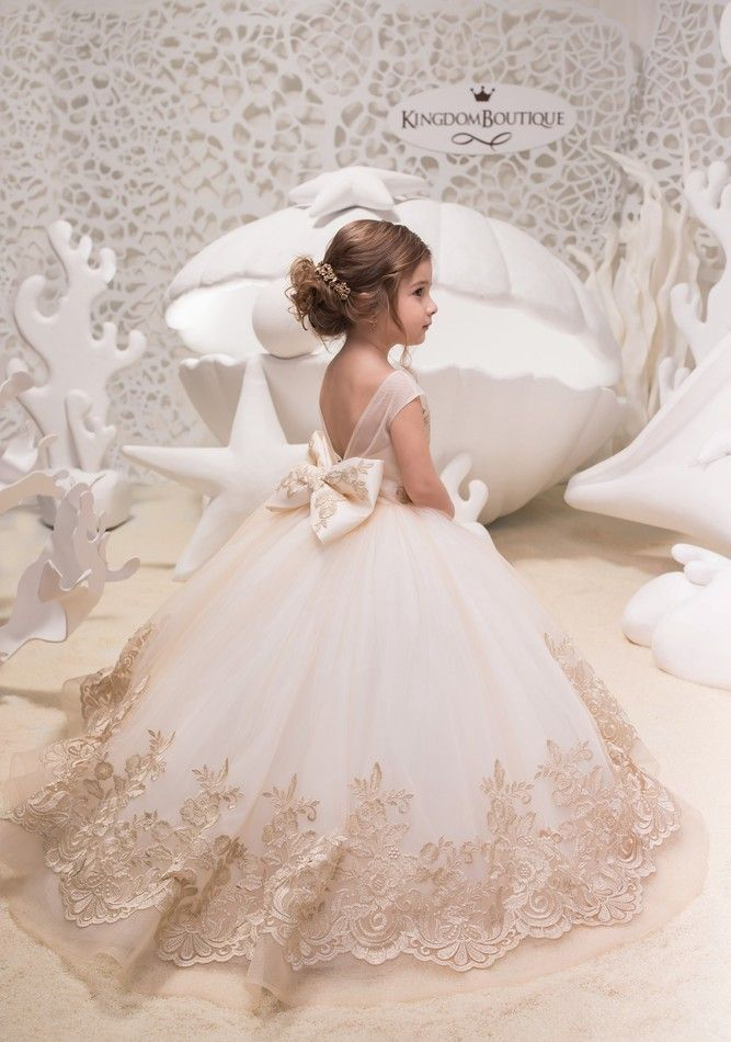 2961686e8 Flower girl dress 21-056 - kingdom.boutique