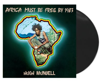 Africa Must Be Free By 1983 - Hugh Mundell (LP)