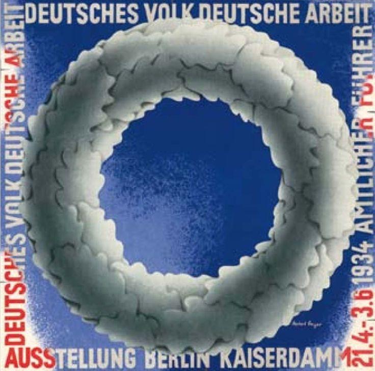 Mein Reklame-Fegefeuer: Herbert Bayer. 20. November 2013 bis 24. Februar 2014 im Bauhaus‐Archiv Berlin