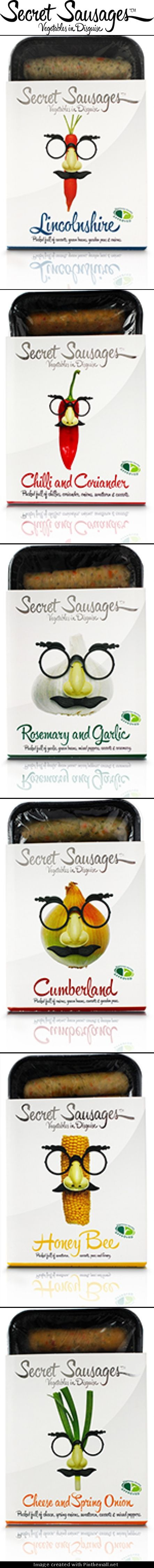 All the yummy Secret Sausages #packaging in one place curated by Packaging Diva PD via http://www.secret-sausages.com/