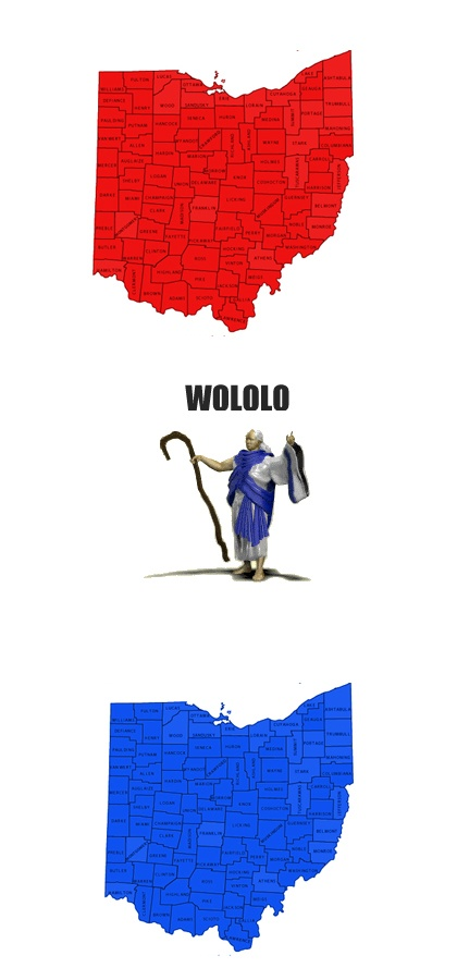 Age of Empires Meets Presidential Election: How Obama Won OHIO