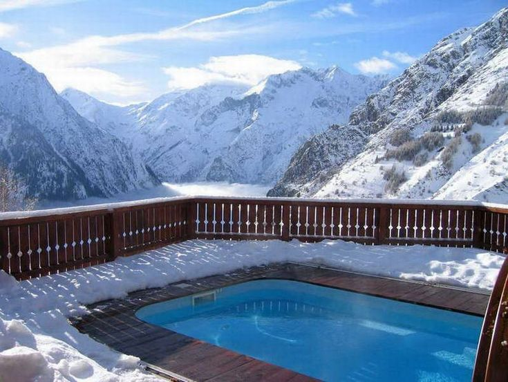 59 best winter pools images on pinterest | beautiful places