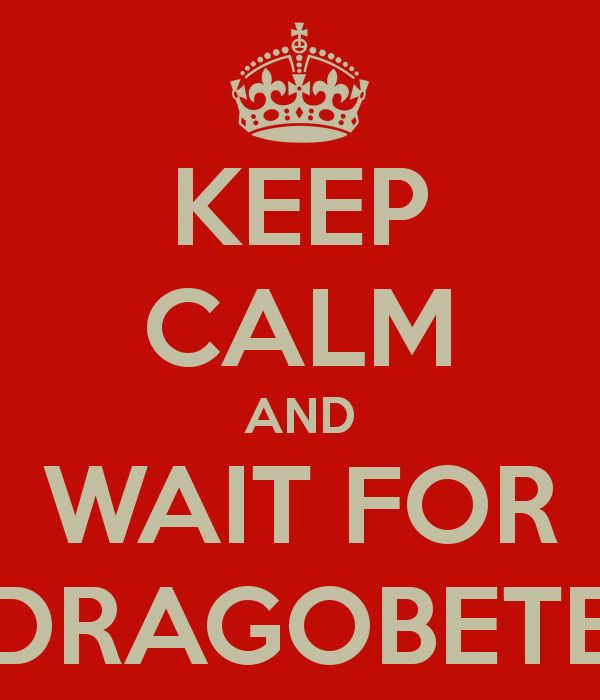KEEP CALM AND WAIT FOR DRAGOBETE - KEEP CALM AND CARRY ON Image Generator