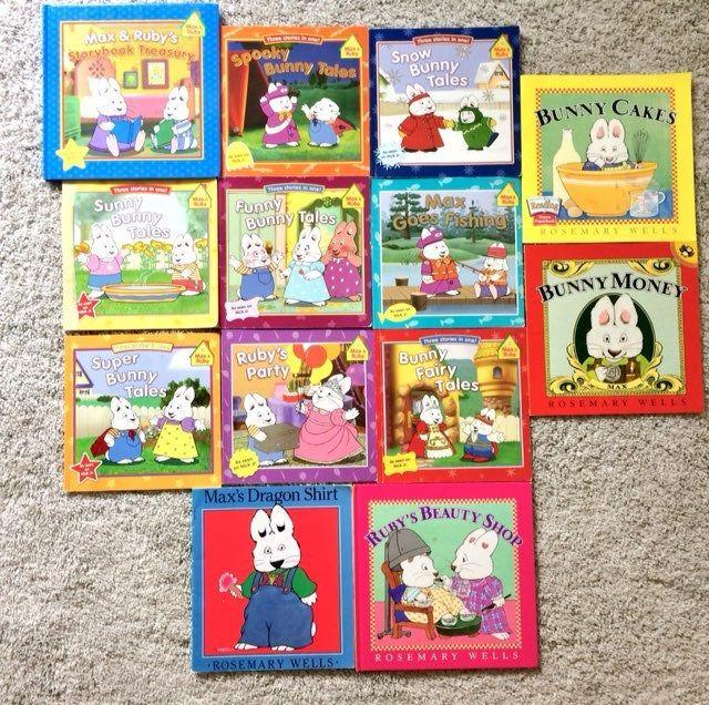 Childrens 4 Book Hardback Fairy Tale Phonics Christmas Gift Set