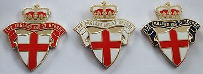 For #england and st. #george shield & crown #england pin #badge,  View more on the LINK: http://www.zeppy.io/product/gb/2/331719346981/