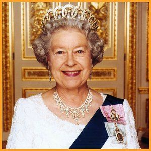Королева Елизавета II  скоро отпразнует юбилей - 90 лет!