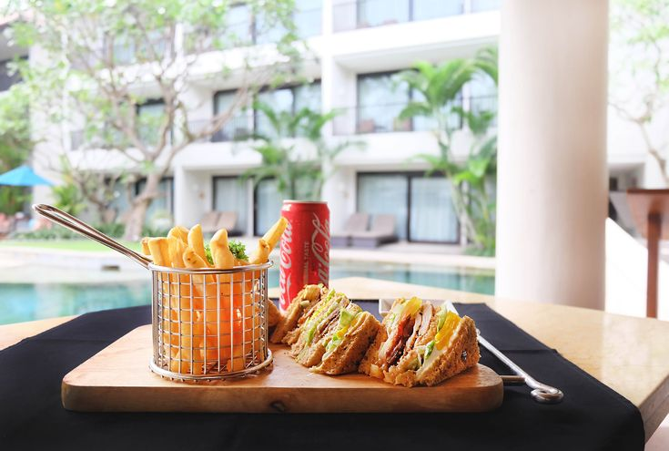 Savor your taste into our Super Deal Promo. Available only on this month of February at #AzaaRestaurant and #TheTAOBeachHouse. Get a scrumptious pairing of pizza/burger/sandwich and soft drink only at IDR 100k Net.  #TheCamakilaLegianBali #CamakilaBali #Camakila #Legian #Bali