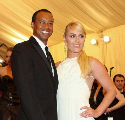 Tiger Woods and Lindsey Vonn break-up!