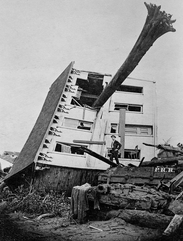 The Johnstown Flood – 27 Rare Photographs of the Great Flood of 1889 Which Killed Over 2,000 People in Minutes