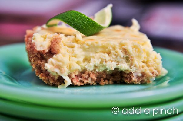 Coconut Lime Cheesecake Bars Recipe: Desserts, Cheesecake Bars So, Sweet, Coconutlime, Bars Recipe, Bar Recipes, Limes, Coconut Lime Cheesecake Bars, Cheesecake Bars Yes