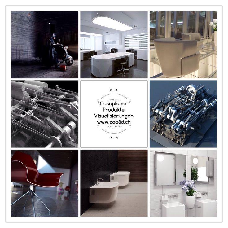 casaplaner architektur visualisierungen — Olion Villas auf Thasos.  Ferienimmobilien kaufen…...