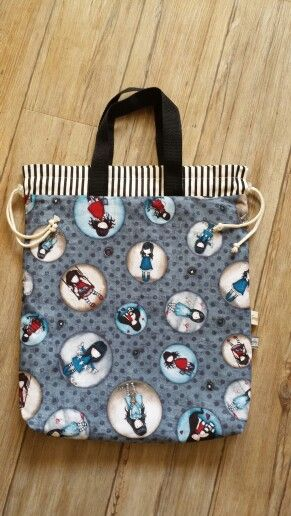 Gorjuss doll bag