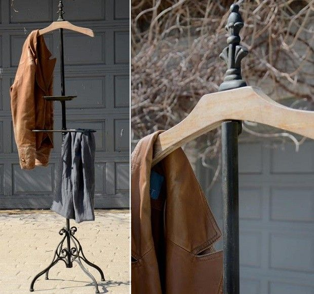 Valet Clothing Stand
