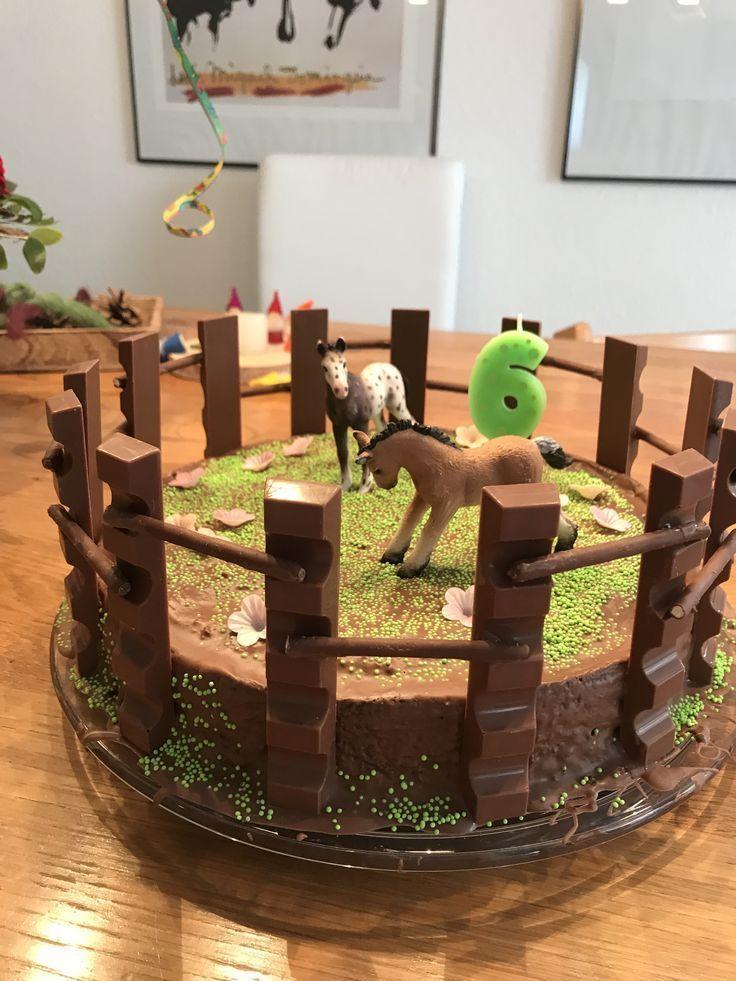 Madeleine hat Geburtstag   – Kuchen Kindergeburtstag