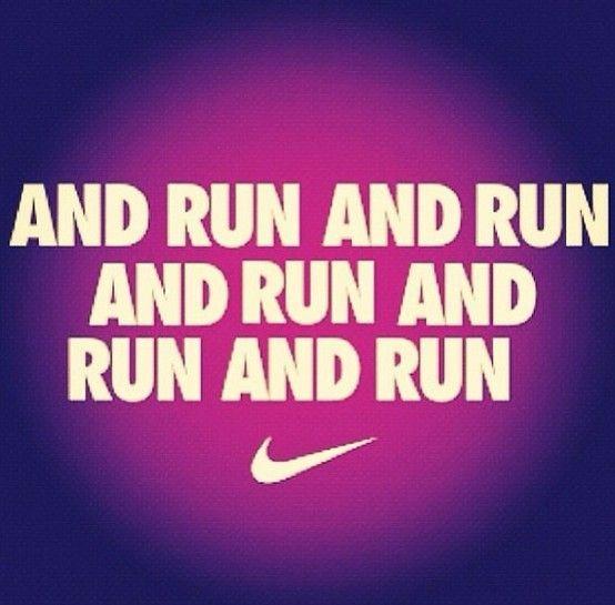 Nike Running Quotes Track. QuotesGram