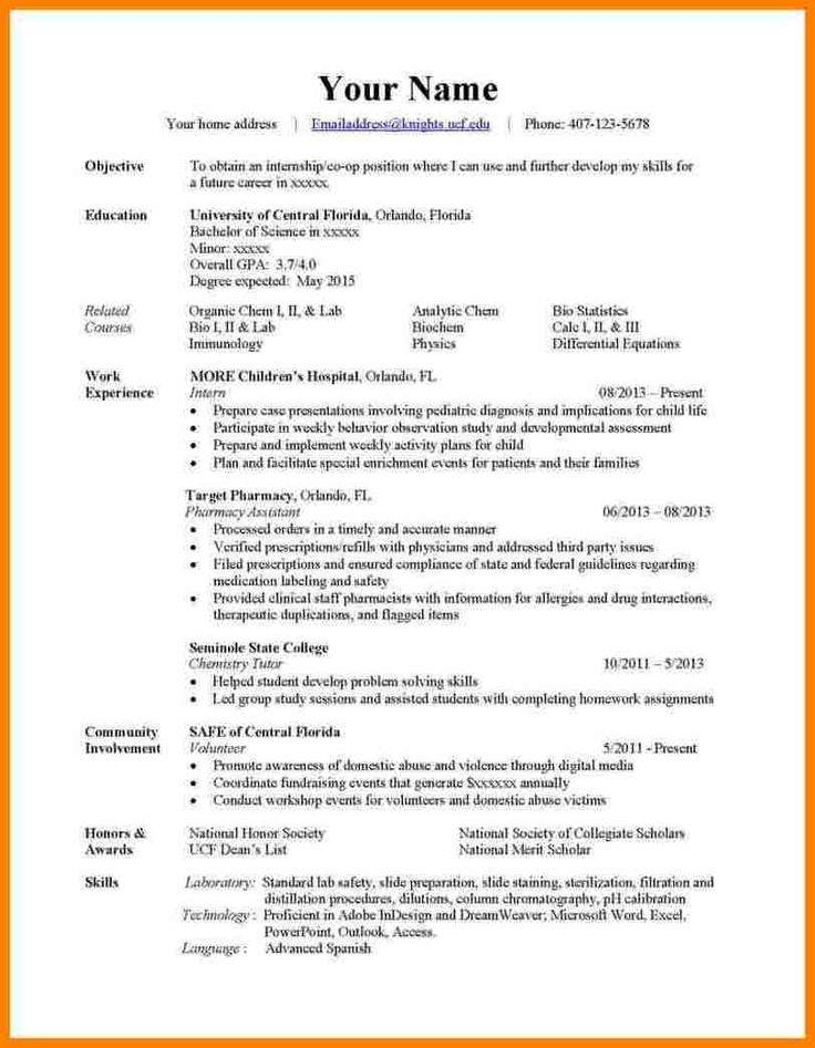 3 types of resume formats in 2020 resume format job