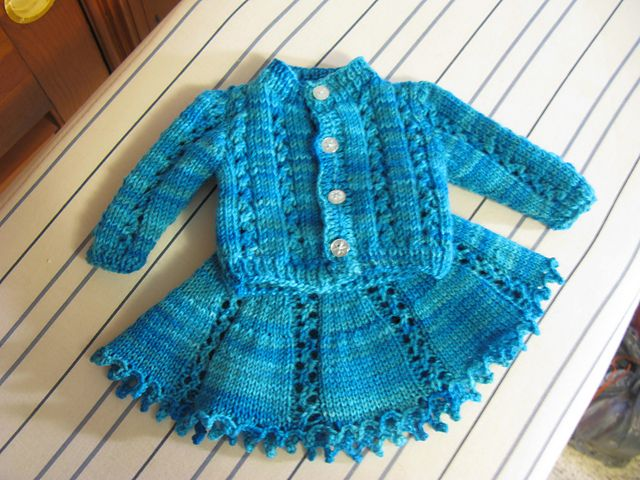 Ravelry: Project Gallery for patterns from Knitting for Dolls