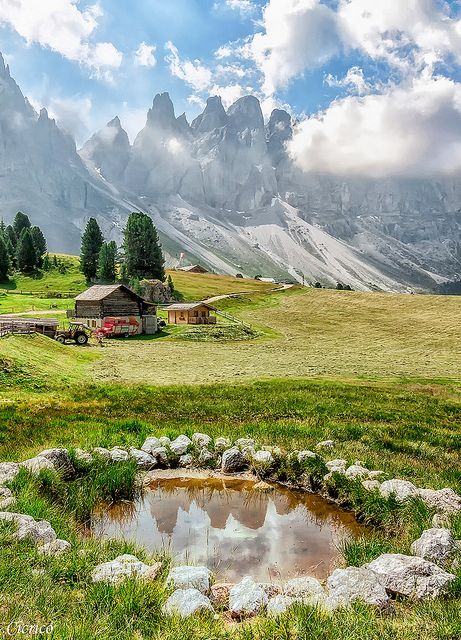 Dolomites, northern Italy