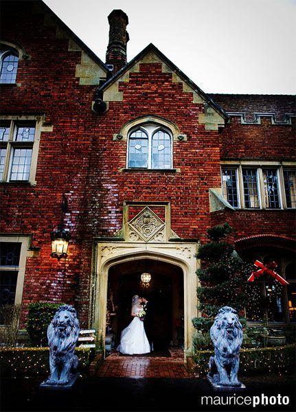 Thornewood Castle - Seattle Wedding Venue for Unique Seattle Weddings