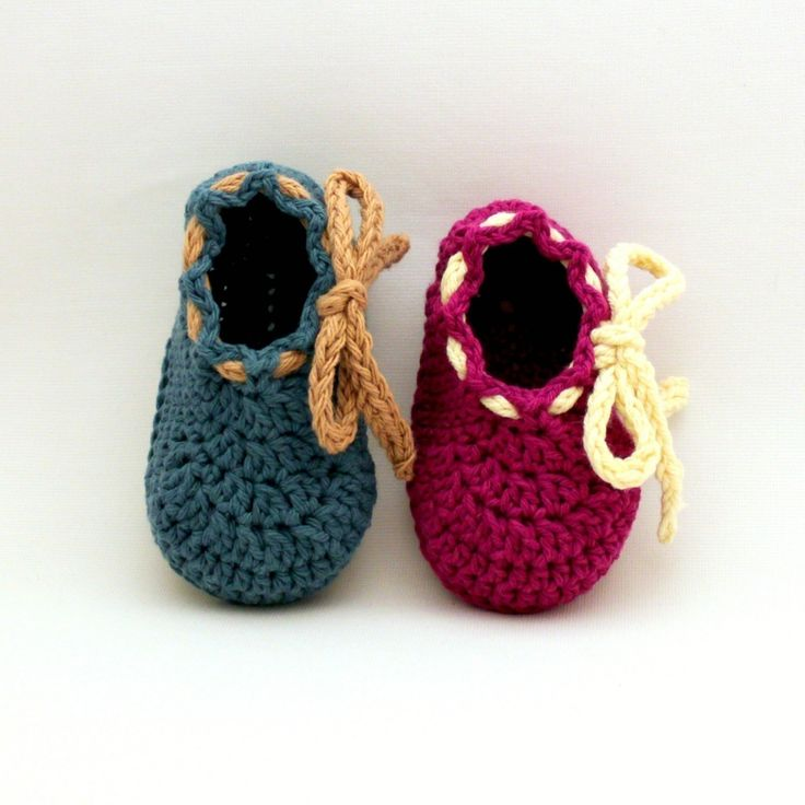 Crochet Pattern Bodie Baby Booties Newborn to 18 mo. от Mamachee