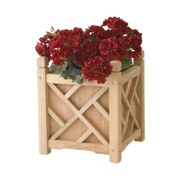 DMC Wood Planter Box & Reviews | Wayfair.ca