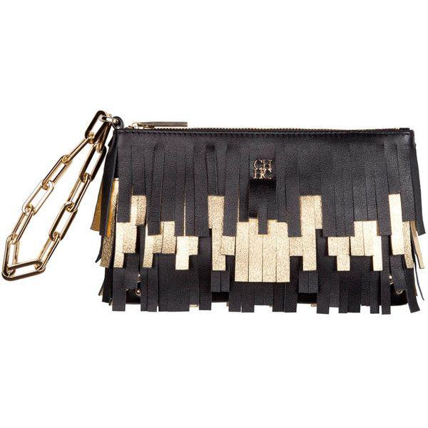 CH Carolina Herrera Gaspar Handbag Collection ❤ liked on Polyvore featuring bags